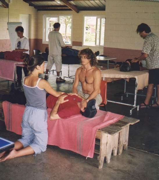 2003 Sylvie Falgairolle, PH Descaqu stage somato la reunion