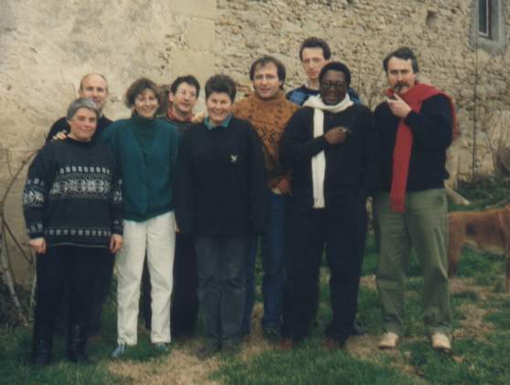 2003 study group Somato emotionel Toulouse