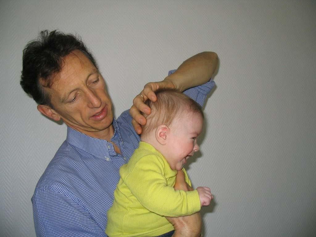 2004 Bruno Ducoux et enfant